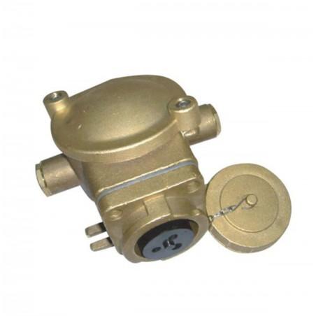 Centurion Explosion Proof Brass Socket & Plug