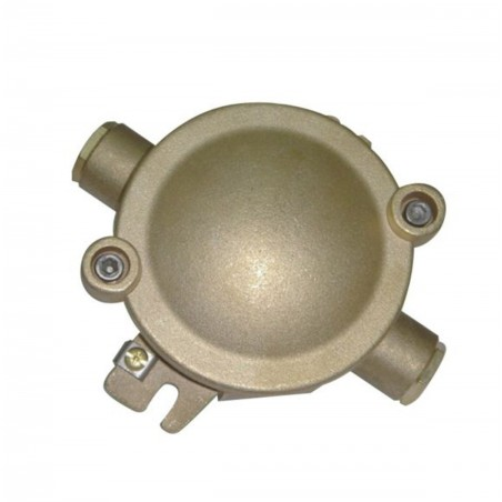 Centurion Explosion Proof Brass Junction box