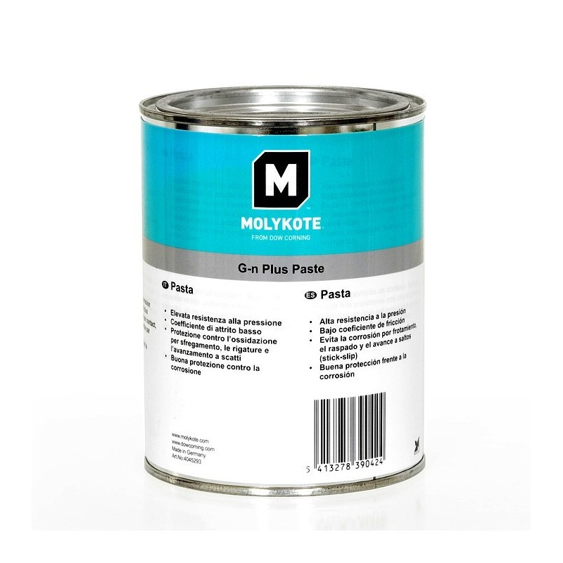 Molykote Gn Plus Paste