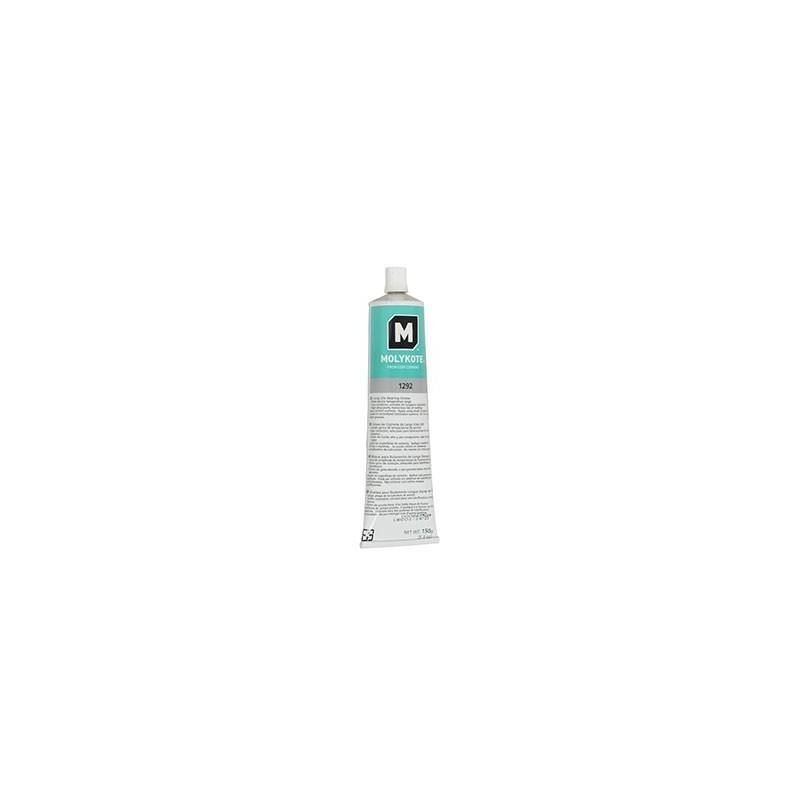 Molykote 1292 Long Life Bearing Grease White 150 g Tube