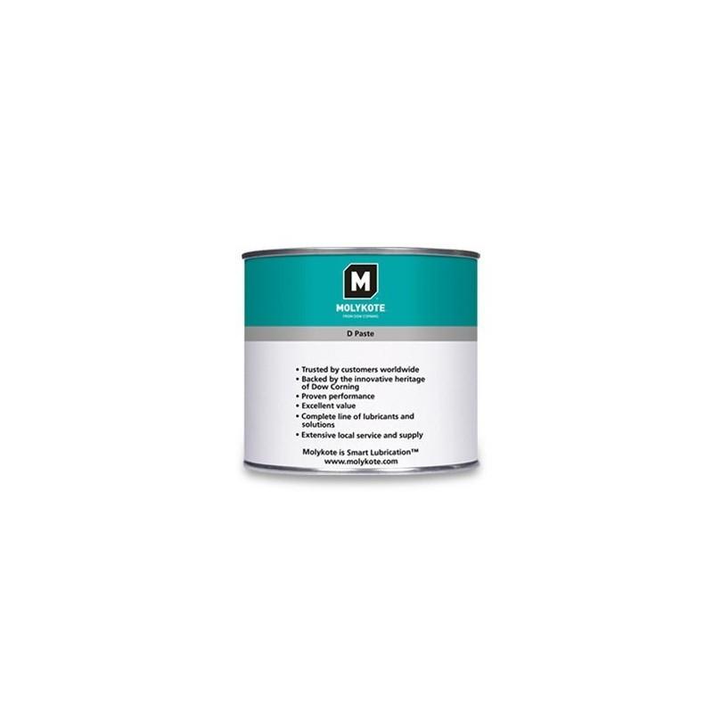 Molykote D Paste White 454 g Can