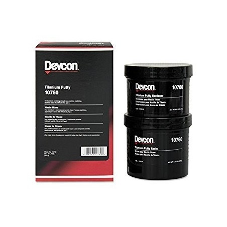 Devcon Titanium Putty