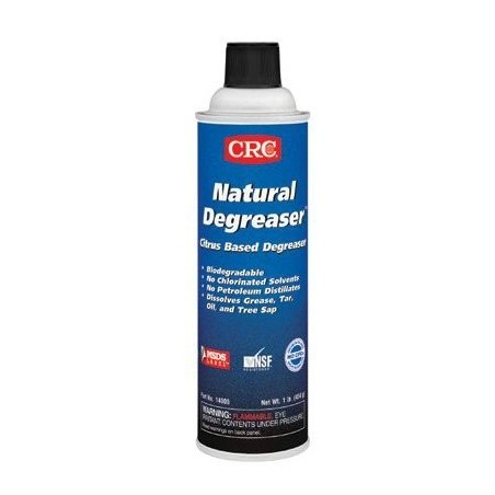 CRC - Natural Degreaser Cleaners/Degreasers