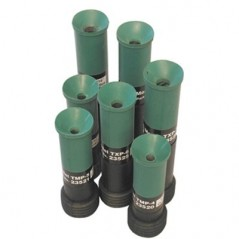 Clemco - Tungsten Carbide Lined Rubber Jacketed Long & Short Venturi