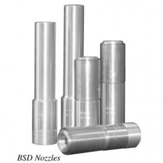 Clemco - Boron Carbide Lined Metal Jacketed BSD Series