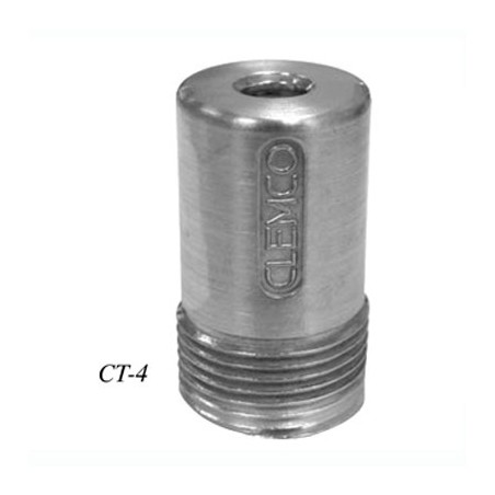 Clemco - Tungsten Carbide Lined Metal Jacketed Short Straight Barrel CT Series