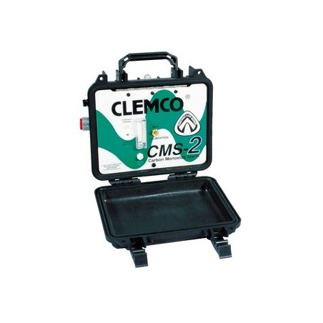 Clemco - CMS-2 Carbon Monoxide Monitor/Alarm
