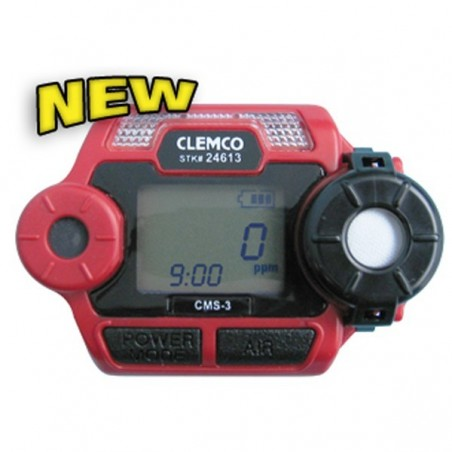 Clemco - CMS-3 Carbon Monoxide Monitor/Alarm