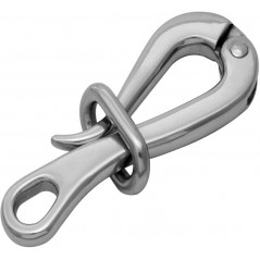 Pelican Hook - 10mm with stainles Link