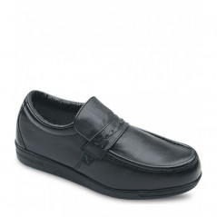 RED WING OXFORD SHOE 6607 - BLACK