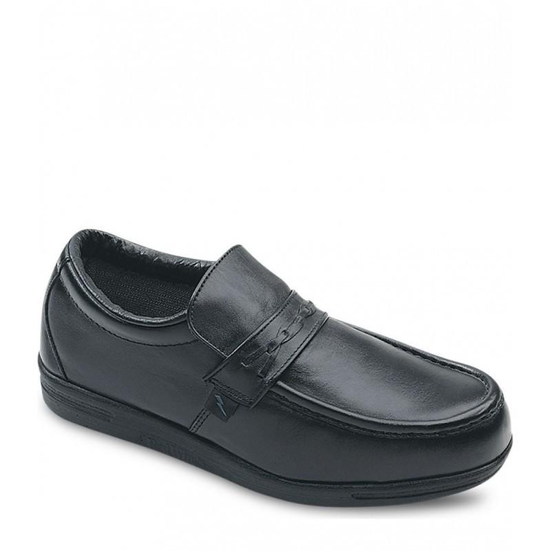 Redwings Officers Shoe 6604 (Black)