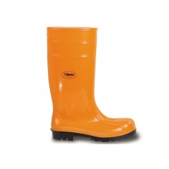 "PVC ""Top visibility"" Safety Rainboot - BETA"