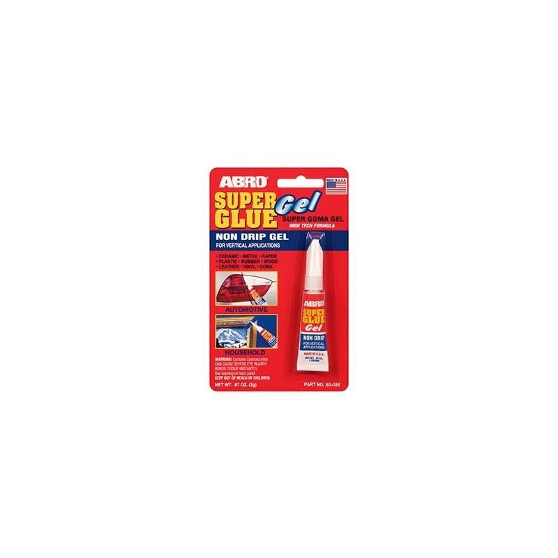 Abro Super Glue Gel