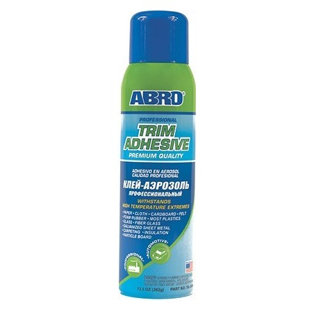 Abro Professional Quality Trim Adhesive