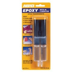 Abro Epoxy Clear Syringe