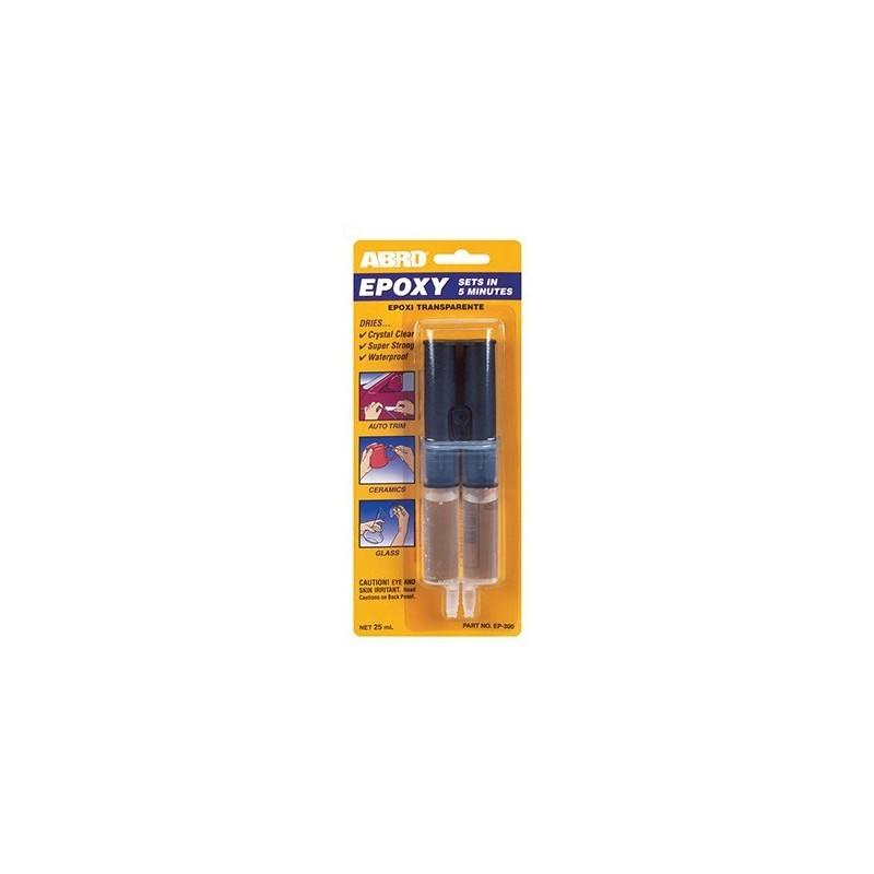 Abro Epoxy Clear Syringe