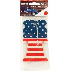 Abro Air Freshener U.S. Flag Design
