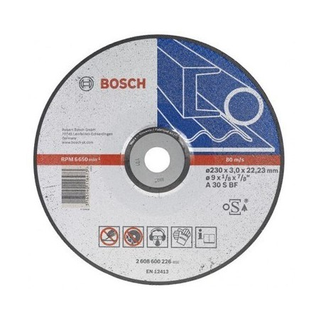 METAL CUTTING DISC FOR METAL