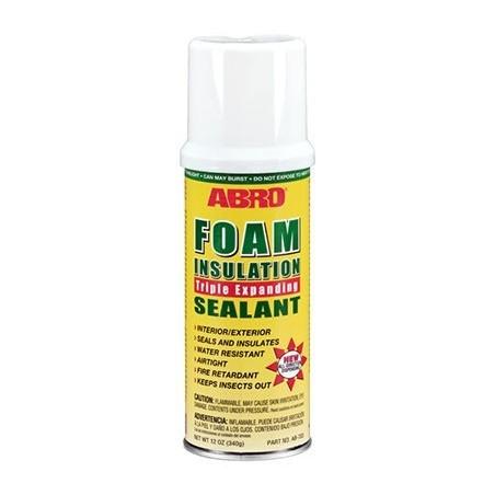 Abro Foam Insulation Sealant