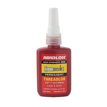 Abro Permanent Threadlock