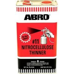Abro 11 Nitrocellulose Thinner