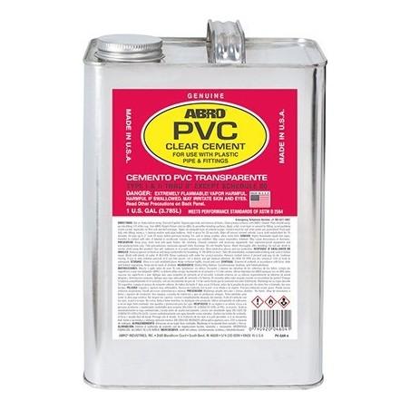 Abro PVC Cement Regular, Medium & Heavy Body