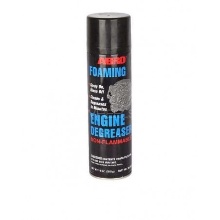 Abro Foaming Engine Degreaser