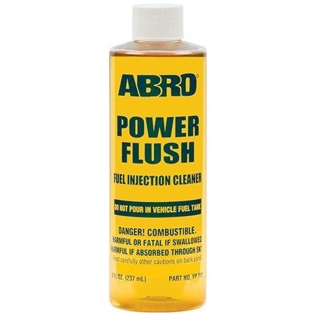 Abro Power Flush Fuel Injection Cleaner