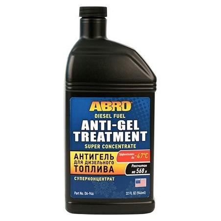 Abro Diesel Fuel Anti-Gel Treatment