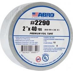 Abro UL Classified Aluminum Foil Tape