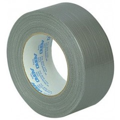 Abro Silver Cloth Duct Tape