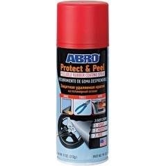Abro Protect & Peel Pellable Rubber Coating Spray Paint