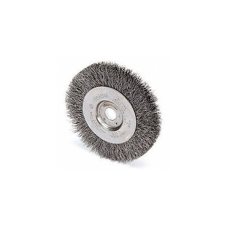 "7"" Crimped Wire Wheel Brush"