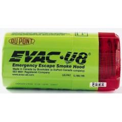 Dupont Evac U8 Emergency Escape Smoke Hood