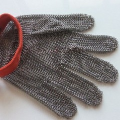 Thermsafe Chiainex Stainless Steel Mesh Butcher Safety Hand Glove
