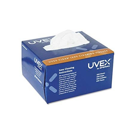 UVEX 9991 - 000 LENS CLEANING TISSUES