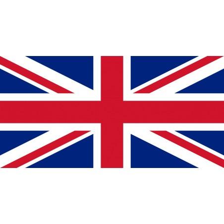 English 'Union Jack' (United Kingdom) Flag
