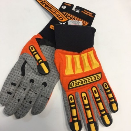 Iron Clad Gloves