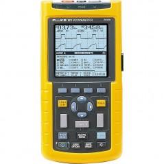 Fluke 123 Industrial ScopeMeter Handheld Oscilloscope