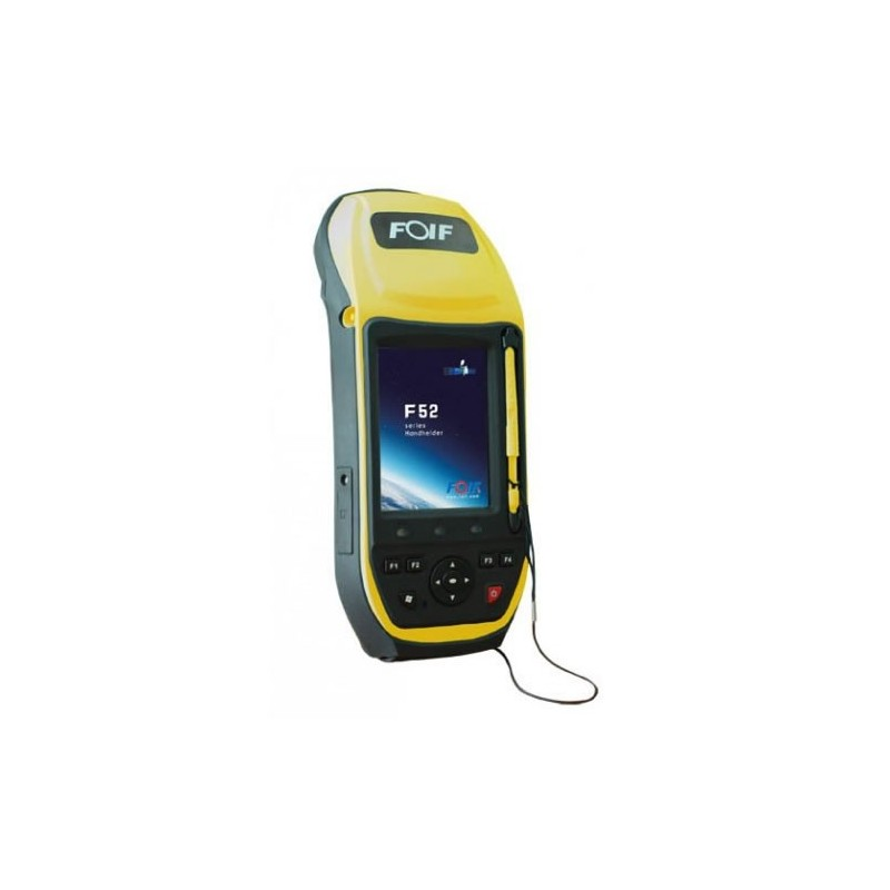 FOIF SuperGIS Solution, F55 series FOIF GNSS Handheld is latest GIS collector in completely integrated design adopting ergonomic