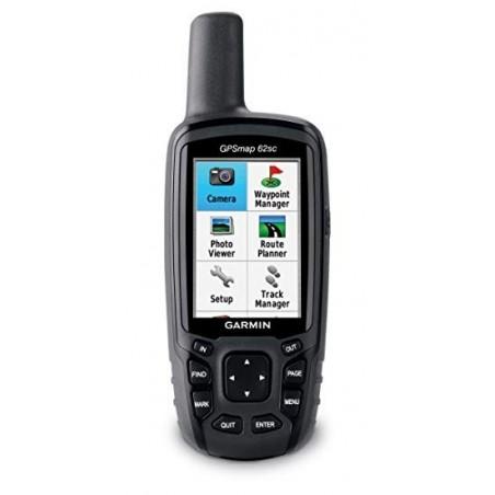 Garmin GPSMAP 62 sc