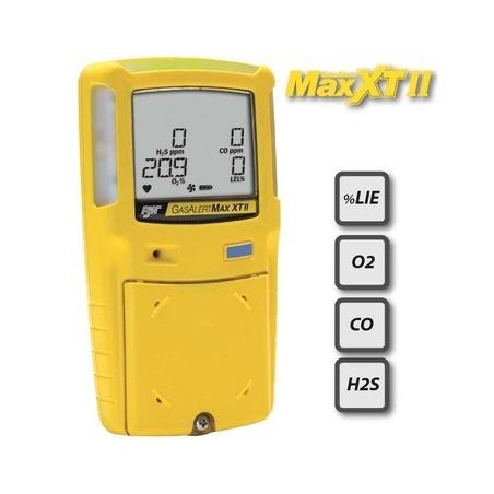 Gas Detectors - BW Gas Alert Max XT II