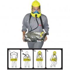 EEBD (Emergency Evacuation Breathing Device) RESCUE-AIR L15