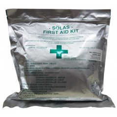 First Aid Kit SOLAS 74, For Lifeboats - Liferafts