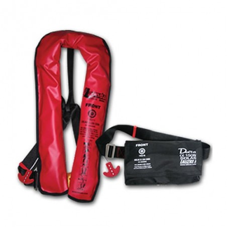 SOLAS Inflatable Life Jackets 150N and 275Ν