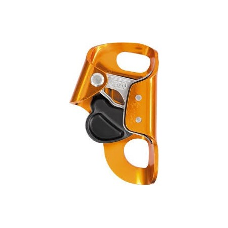 Petzl Croll S Reinforced chest ascender for thin to medium-diameter ropes