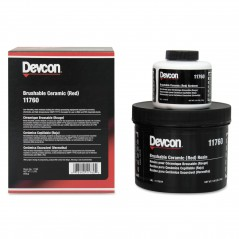 Devcon Brushable Ceramic Red