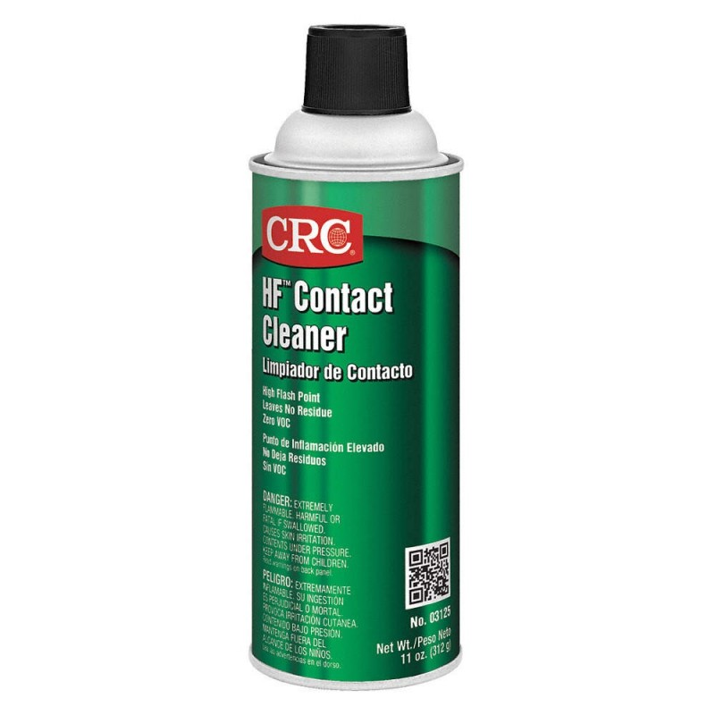 CRC HF Contact Cleaner, 11 Wt Oz, 5 Gallon