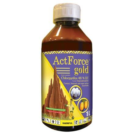 Act Force Gold ®