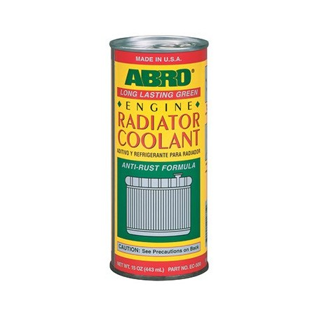 Abro Radiator Coolant Green